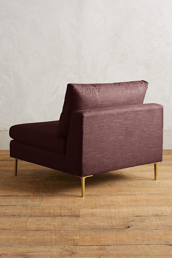 Slide View: 2: Linen Edlyn Chair