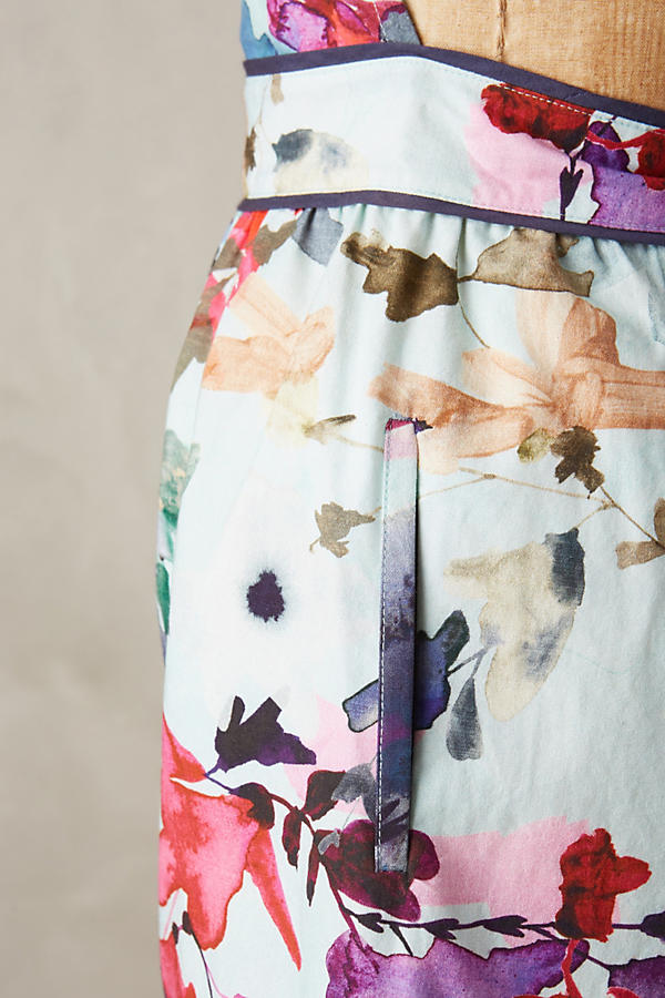 Slide View: 2: Wildflower Study Apron