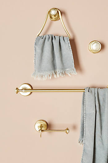 Bathroom Hardware Hooks Anthropologie
