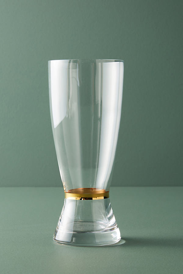 Sila Pint Glass - Clear, Size Wtr Goblet