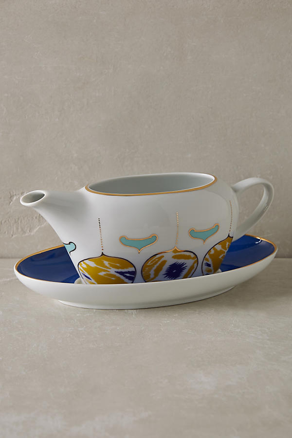 Slide View: 1: Forbury Gravy Boat
