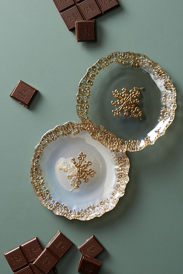 Ramona canape plate anthropologie for Calligrapher canape plate anthropologie