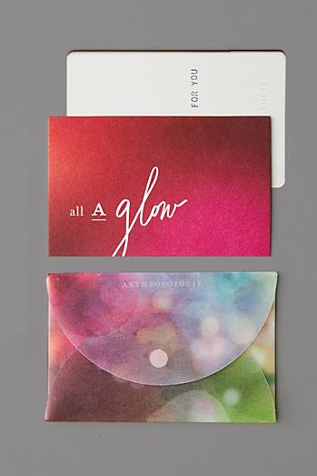 Carte cadeau Anthropologie