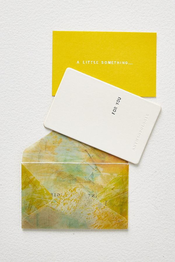 Anthropologie Gift Card | Anthropologie