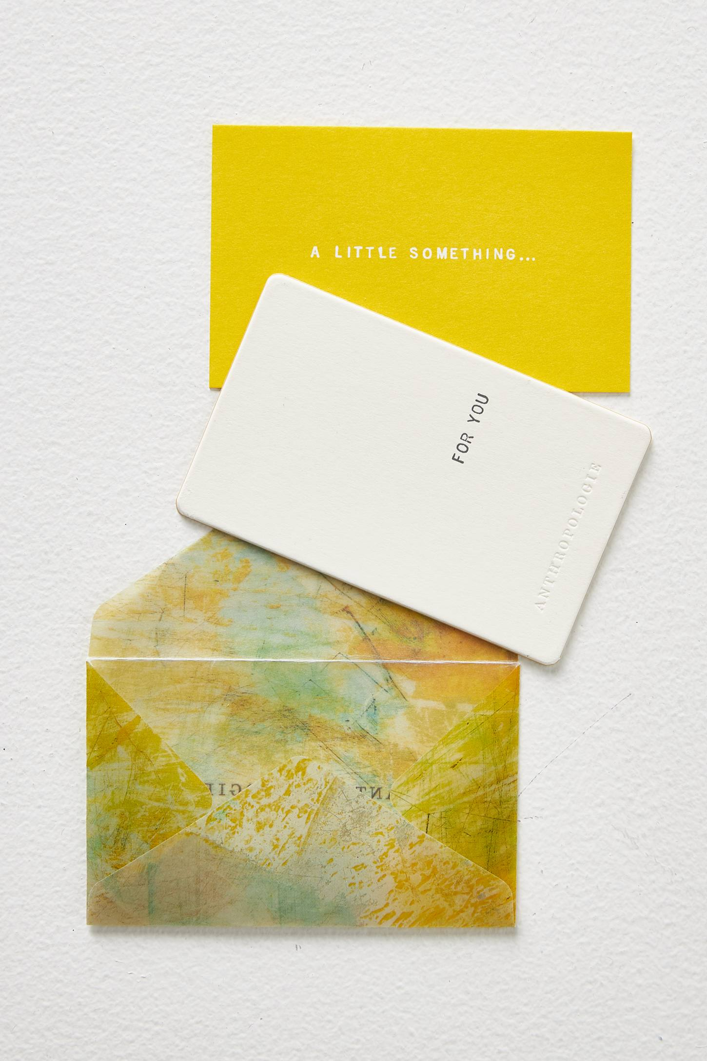 Slide View: 1: Anthropologie Gift Card