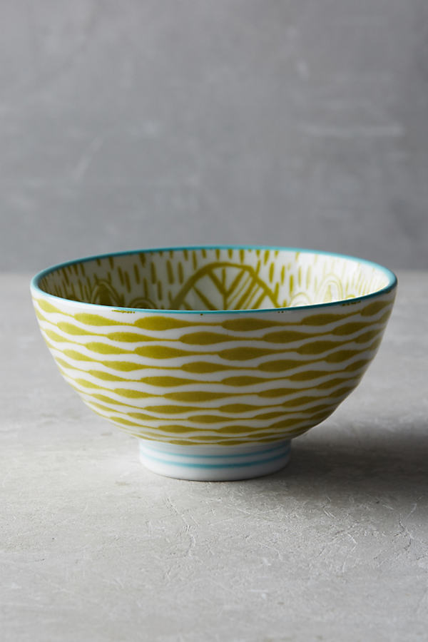 Kamari Nut Bowl - Green