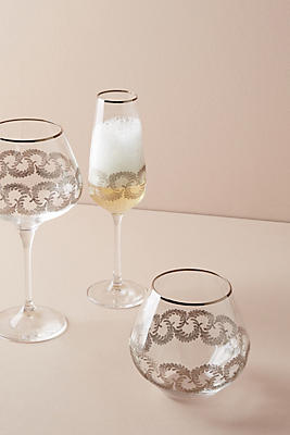 Slide View: 3: Lucca Wine Glass