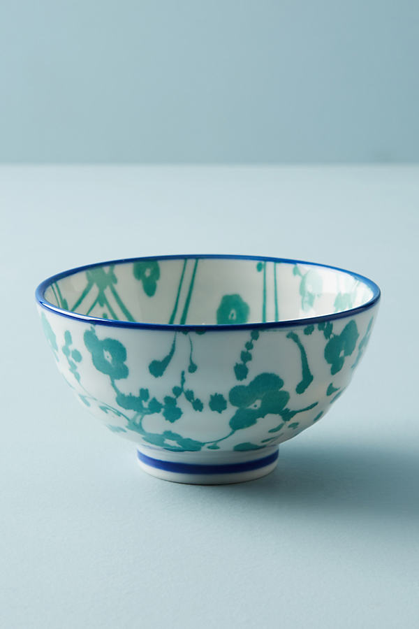 Marta Nut Bowl - Turquoise, Size Nut Bowl