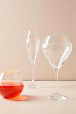Slide View: 3: Gardenshire Wine Glass