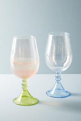 Slide View: 3: Palmetto Wine Glass