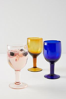 Slide View: 3: Ani Wine Glass