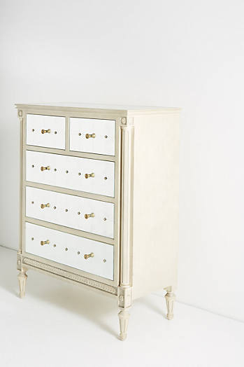 Slide View: 5: Mirelle Five-Drawer Dresser