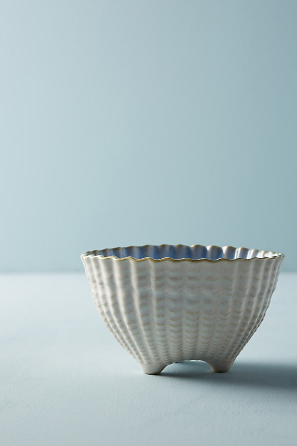 Pearl Seashell Bowl - Sky, Size Cerealbowl