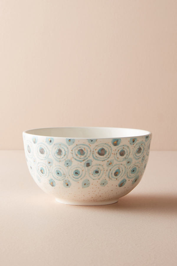Oleanna Bowl - Mint, Size Cerealbowl