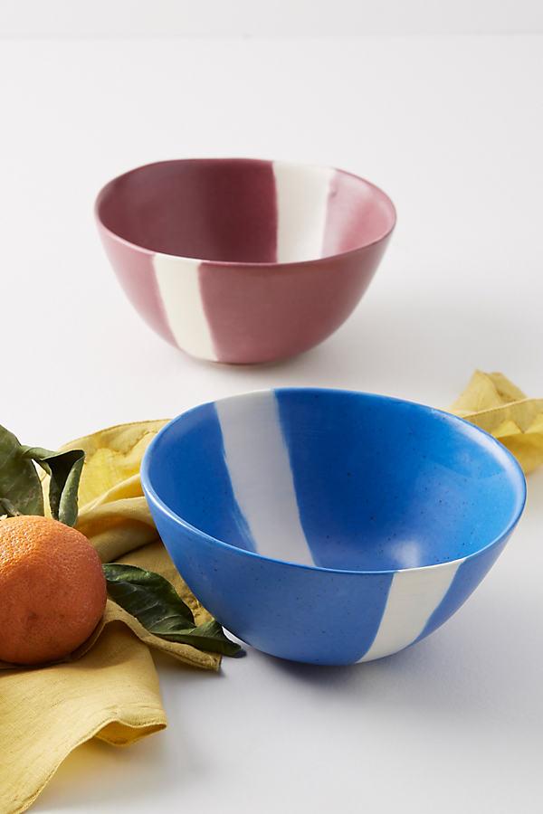 Colour Study Bowl - Medium Pink, Size Cerealbowl