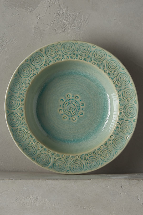 Old Havana Side Plate - Mint, Size Salad