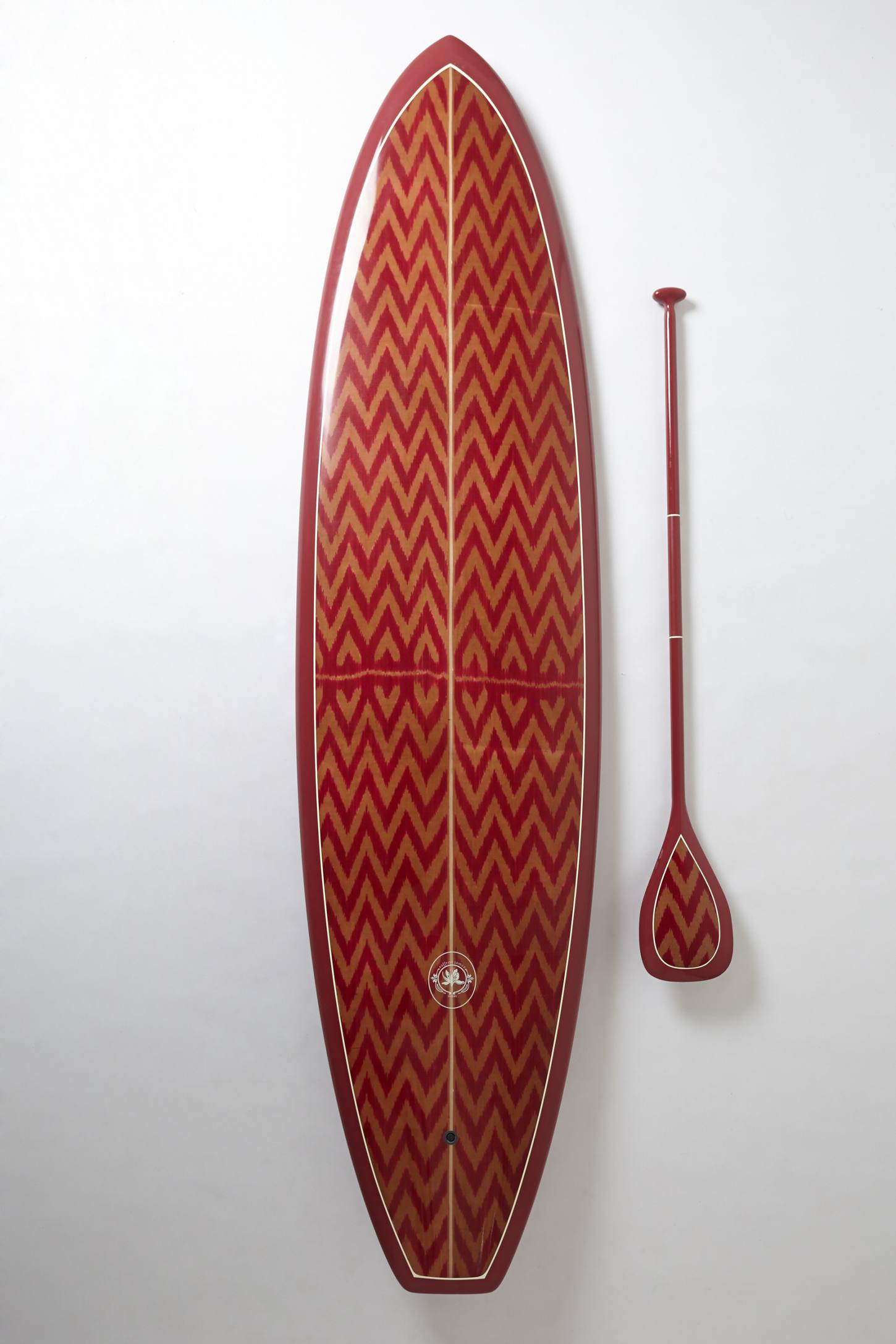 Limited-Edition Stand-Up Paddleboard, Kai Apo