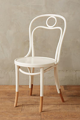 Scrolled Bentwood Dining Chair, Circle