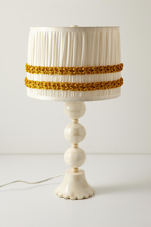 String-Of-Pearls Lamp Base