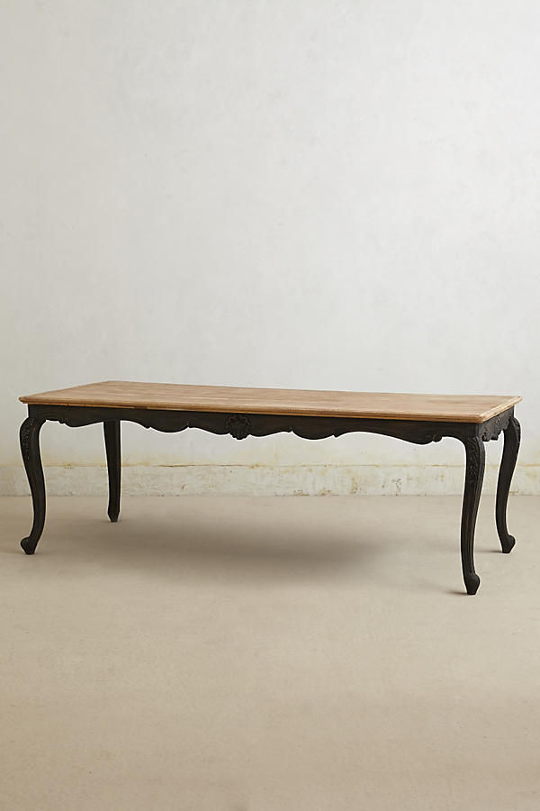 Slide View: 1: Cabriole Dining Table - Cabriole Dining Table Anthropologie