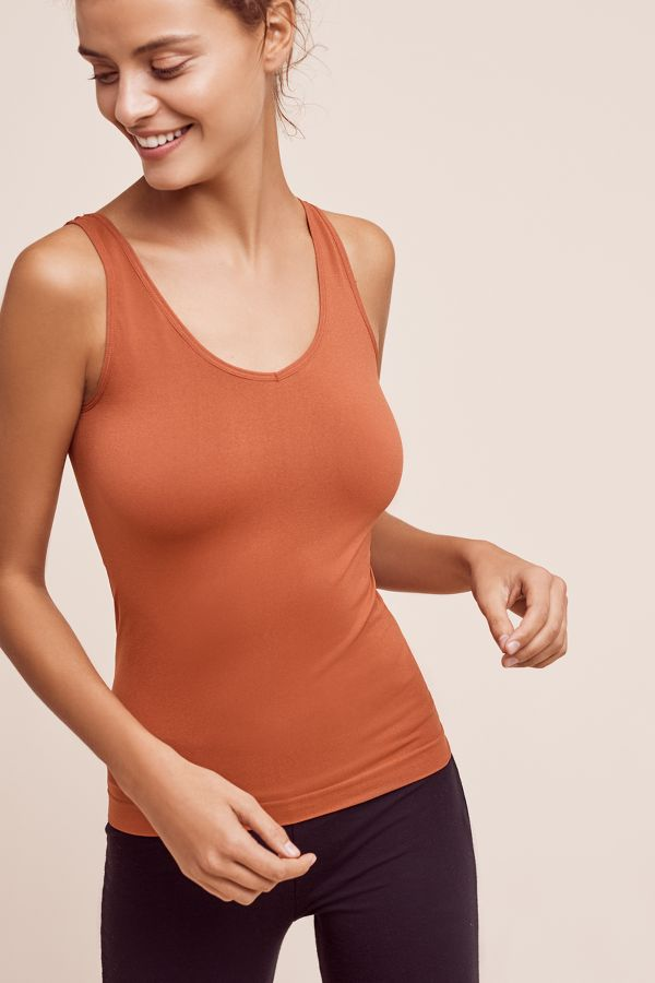 Eloise Reversible Seamless Scoop Tank